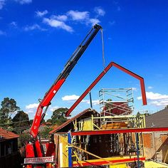 Frame it up with steel @basebuilding_projects  #construction #engineer #architecture #steel #newbuild  www.basebuilding.com.au