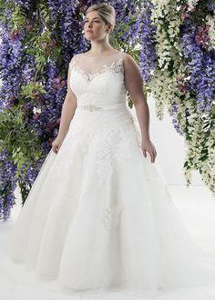 Dress style Sicily by Callista Bride.