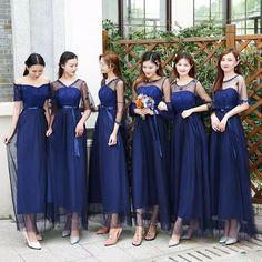 Here is Blue Bridesmaid Dresses Collection for you. Blue Bridesmaid Dresses us 869 top lace royal blue bridesmaid dresses off the Dark Blue Bridesmaid Dresses, Bridesmaid Dresses Long Blue, Royal Blue Bridesmaid Dresses, Pink Dresses, Little Girl Pageant Dresses, Dress Brokat, Event Dresses, The Dress, Dress Collection