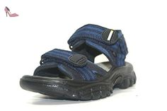 Richter Kinderschuhe , Sandales pour garçon Bleu Blau/Schwarz 25 -  Chaussures richter kinderschuhe (