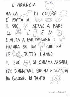 Baby Words, Italian Language, Science For Kids, Primary School, First Grade, Preschool Activities, Montessori, Back To School, Homeschool