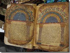 J Hewit & Sons Ltd - Skin Deep - Volume 23 - Tsbook (Tigrinya for Good) - The Gospel of Abba Garima