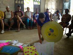 Artigo sobre Jogo Oasis no blog do Cursos Segurança Cidadã Brasil 2014.