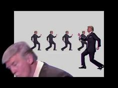 Donald Trump Takes the Place of David Byrne in a Talking Heads 'Once in a Lifetime' Video Mashup