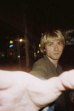 I Love This Picture Of Kurt Cobain