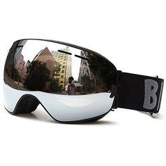 HD Ski goggles Double Anti-fog Snow Snowboard Glasses with