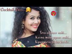 Cute Neha Kakkar WhatsApp Status Main Tera Boyfriend Whatsapp Status😎 Hopefully You Guy's Will Enjoy This Video. New Whatsapp Video Download, Download Video, Songs For Boyfriend, Best Video Song, Whatsapp Status For Girls, Valentine Songs, Neha Kakkar, Song Status, Girl Attitude