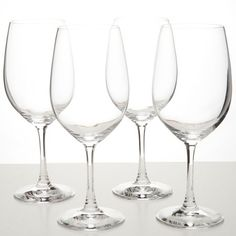 I pinned this Winelovers Bordeaux Glass - Set of 4 from the Spiegelau event at Joss and Main!
