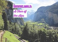 Gimmelwald: A Tour of the Alps, Switzerland #travel #alps #Swiss #Switzerland #Gimmelwald