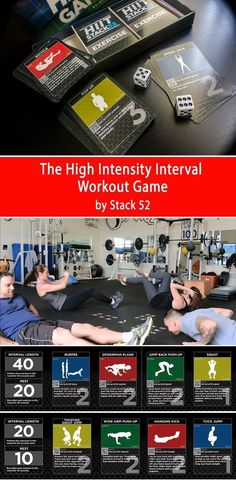 EFFECTIVE: HIIT burns fat and improves fitness more effectively than traditional workouts.  HIIT: The Game was designed by a medal winning military fitness expert. FITS ANY LIFESTYLE: Quickly create a unique HIIT workout you can do anywhere at any time.