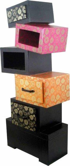 Blog de toutencarton  Toutencarton lampes, cadres et meubles tout - Fabriquer Une Chambre Noire En Carton