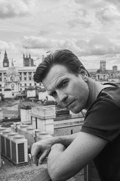 Ewan McGregor for GQ Germany by Hunter and Gatti