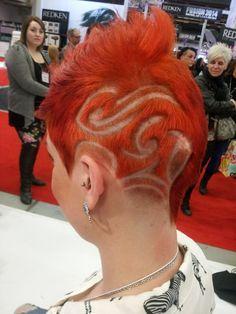 lakosh style hairtattoo