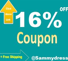 GET 16% Off sitewide from Sammydress.com  SammydressCouponCodes   SammydressDiscountCodes  SammydressPromoCodes Code be1d7a58c
