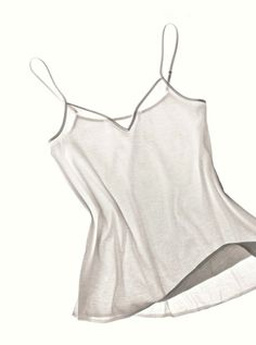 Hanro, best vests in the world. We LOVE the Cotton seamless!