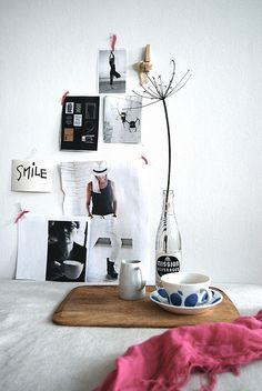 a lovely still life by the style files, via Flickr