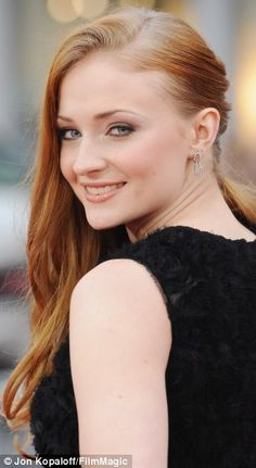 BAZ BAMIGBOYE: Game of Thrones' Sophie Turner is a very down to earth princess