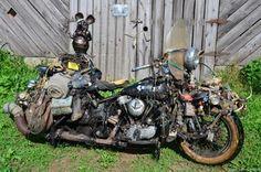 ¿Qué es una Rat Bike?: Rat Bikes: Motos exclusivas con mucha personalidad