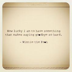 How lucky.