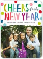 2 Photo Happy New Year Cards & New Year's Photo Cards   Shutterfly