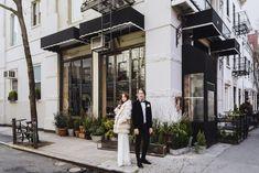 Tia and Ben's Elopement Wedding   Soho   Brooklyn DUMBO