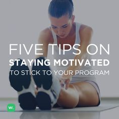 Visit http://WorkoutLabs.com/ask-a-trainer/stay-motivated-workout-program/ to learn how to stay motivated to stick to your workout program