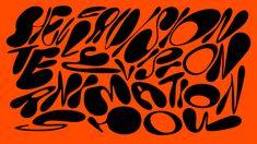 Peter Steineck 👨🏻 is a Motion Designer & Illustrator from Minnesota, USA. Web Design, Type Design, Logo Design, Types Of Lettering, Lettering Design, Typography Inspiration, Graphic Design Inspiration, Hand Drawn Type, Hand Type