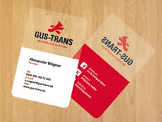 Plastic cards, simple and slick