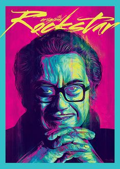 My tribute to the quintessential Rockstar of Indian popular music... the legend... the voice... the icon... KISHORE KUMAR !...