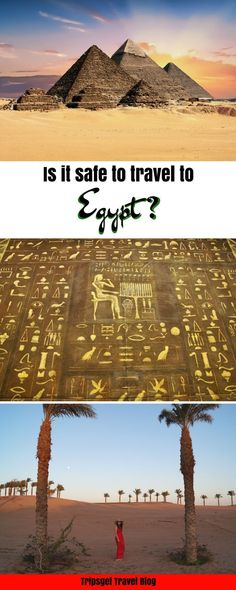 Is it safe to travel to Egypt in 2017. Is Egypt safe? Egypt safety tips. Travel in Africa.