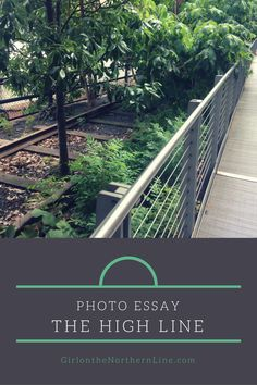 Check out my first ever photo essay, featuring The High Line.