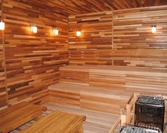 Sauna Design, Pictures, Remodel, Decor and Ideas - page 18
