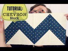 TUTORIAL: The Chevron Block - YouTube
