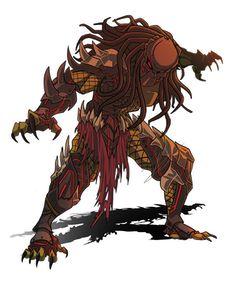Predator by RainbowDragona101