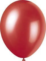 Ilmapallot, punainen