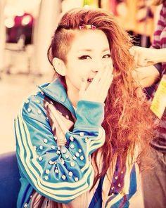 #Sandara #Dara #2NE1 #cute