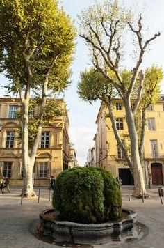 Aix-en-Provence, Provence-Alpes-Côte d'Azur France
