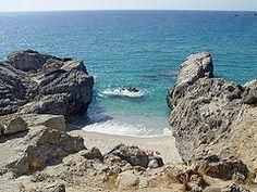 Ammoudi beach, Kreta