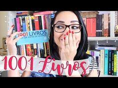 PROJETO: 1001 LIVROS PARA LER ANTES DE MORRER | #Nuvem1001Livros | Nuvem Literária - YouTube