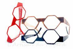 Lunettes Michel Henau - monture de lunettes de marque - opticien Paris 9