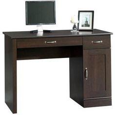Sauder Computer Desk Table Workstation Keyboard Cubby Drawer Office Furniture for sale Computer Desk Walmart, Computer Desks For Home, Computer Keyboard, Modern Wood Desk, Adjustable Computer Desk, Drawers For Sale, Student Home, Office Workstations, Office Desks