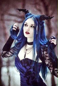 art gothic and mystic