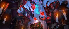 World of Warcraft: Legion Fantasy World, Fantasy Art, Medieval, World Of Warcraft, Art World, Master Chief, Creatures, Colours, Concert