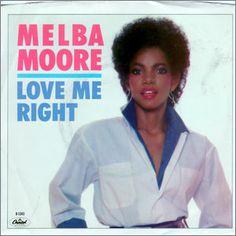 Funk Disco Groove Soul Rap : Melba_Moore_-_Love_Me_Right_