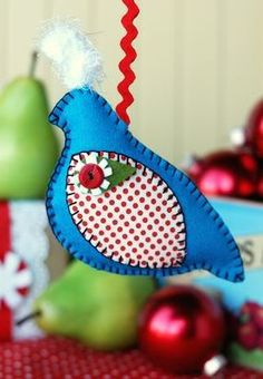 Retro Bird  **lots of cute ideas on this blog