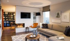 Living Room 2 The Filaments Penthouse Collection Suna Interior Design