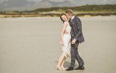 """Elizabeth Whelan and Jeroen Idema"" | 8 August 2016 |Christ Church Clifden |Reception at Connemara Sands Hotel, Ballyconneely | Photography by Derek Novak"