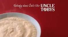 Uncle Tobys Quick Sachets TVC   Produced by Jungleboys Sydney  Music by CK @ Macho Distorto