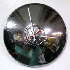 VW Bus Wall Clock