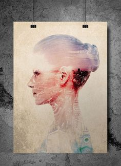 London Double Exposure Art Print by SeventyEightDesign on Etsy
